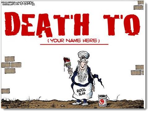death-to-infidels-radical-islam-political-cartoon