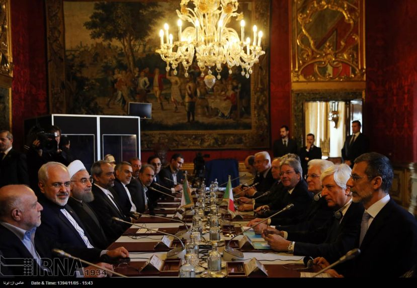 Iran-Italy-Presidents-Staff-hold-meeting-in-Rome-1